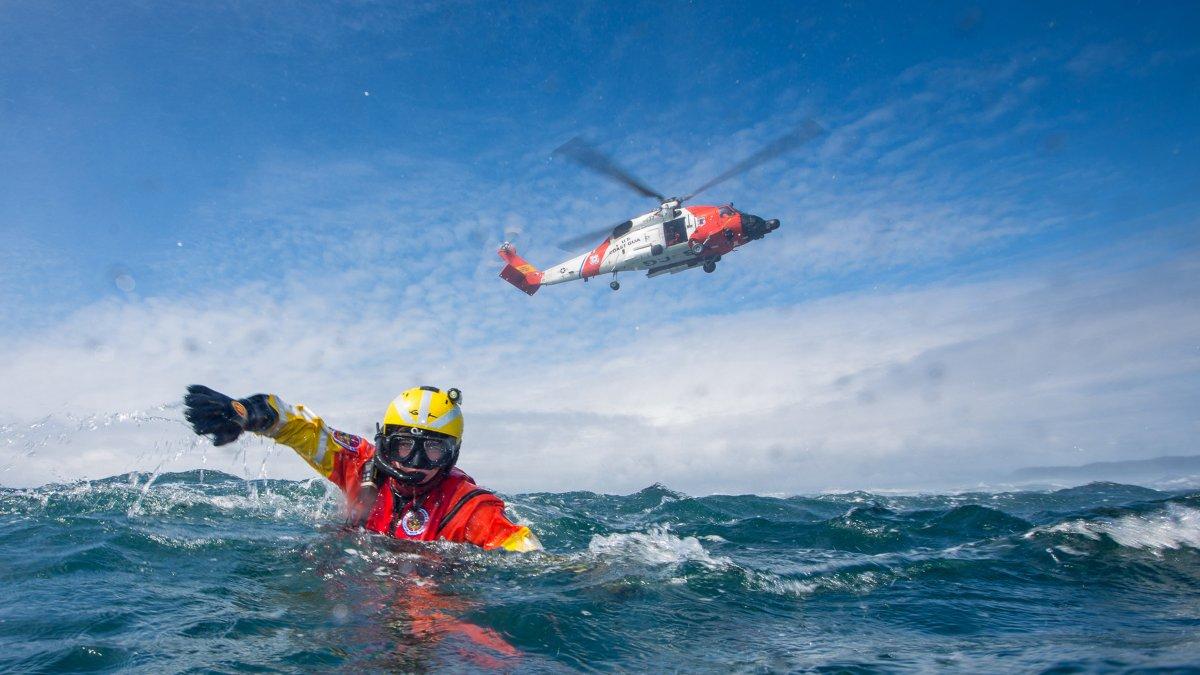 دوره نجات در دریا
